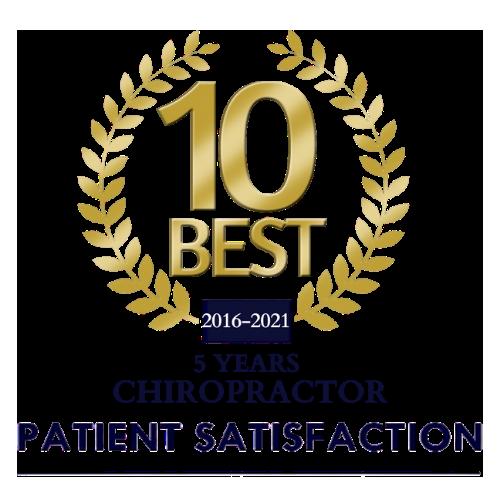 10 Best in Patient Satisfaction